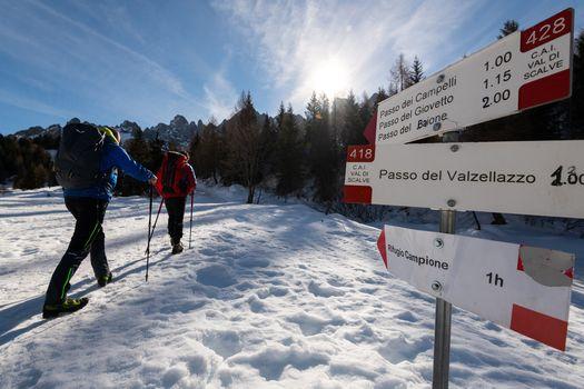 Orobie Extra, dalle cime della Val Tartano ai Rifugi d'inverno