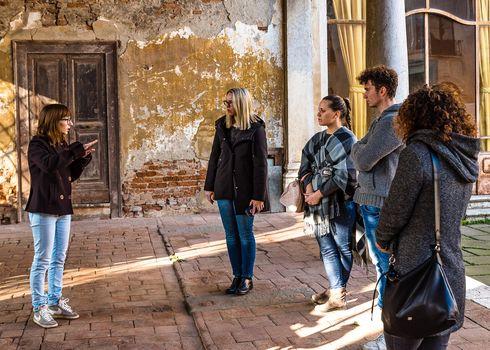 Visite al Castello di Padernello