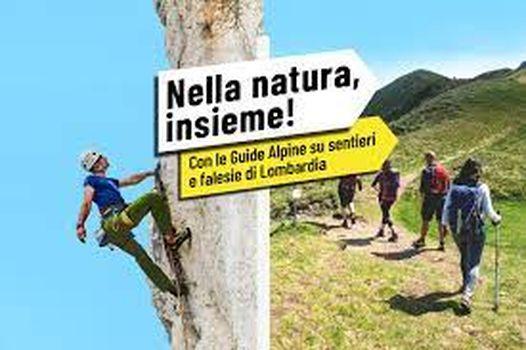 Escursioni e arrampicata con le Guide