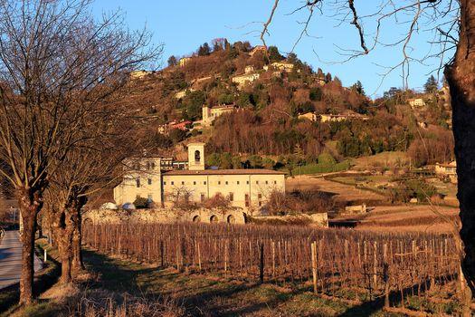Astino vince il Premio del Paesaggio.Menzione per il Sentiero Italia