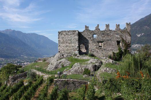Indietro nel tempo a castel Grumello