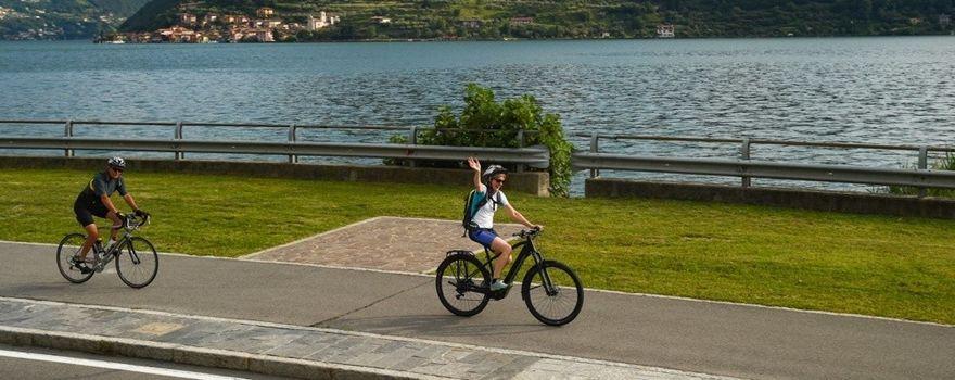 Una ciclovia Bergamo e Brescia