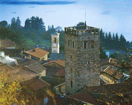 Torre di Maggiana aperta nei weekend