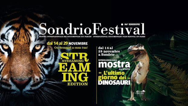 Anche il Sondrio Festival va online