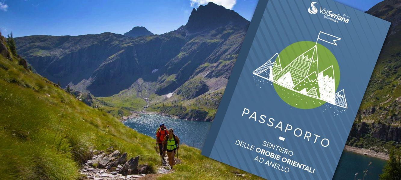 Passaporto per le Orobie orientali, un riconoscimento per gli escursionisti