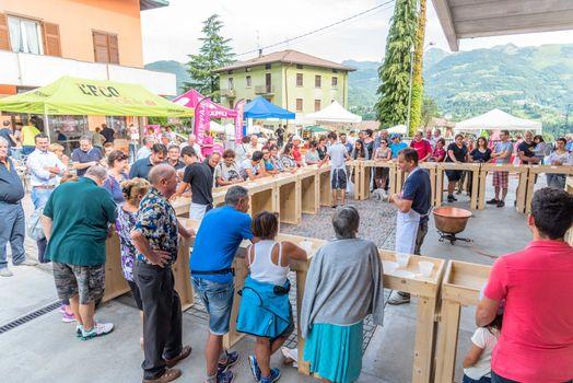 Anche Orobie con L'Eco cafè all'Alzano summer festival