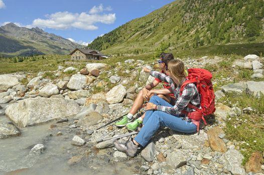 L'estate è dei giovani sulle montagne lombarde