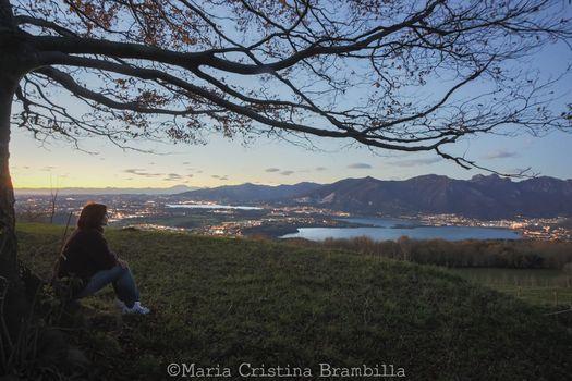 La leggenda del monte di Brianza