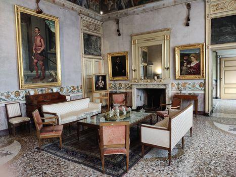 I tesori di Palazzo Moroni