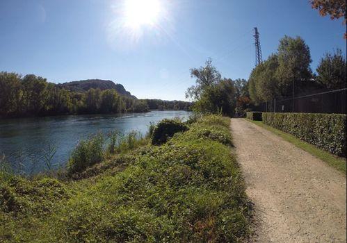 PedalAdda, in bici lungo l'alzaia del fiume