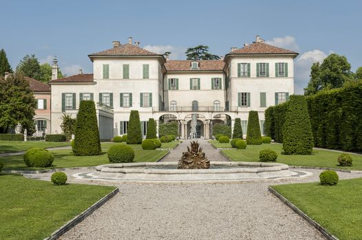 Villa Panza a Varese, non solo arte