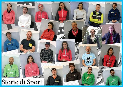 Storie di sport, i campioni si raccontano
