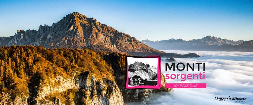 Sport, film, escursioni nella edizione X di Monti Sorgenti