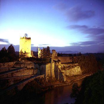 Visite in notturna al castello di Trezzo sull'Adda