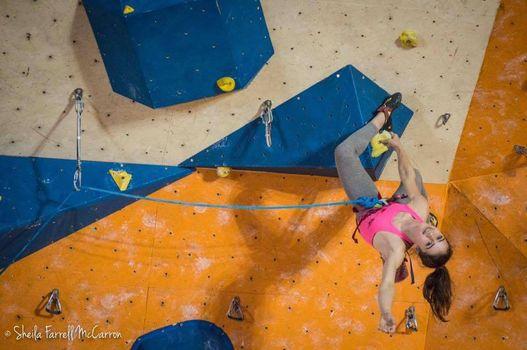 Morta Luce Douady, giovane campionessa di arrampicata sportiva