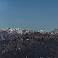bella vista di Farno e Guagia-Montagnina con Formico al centro
